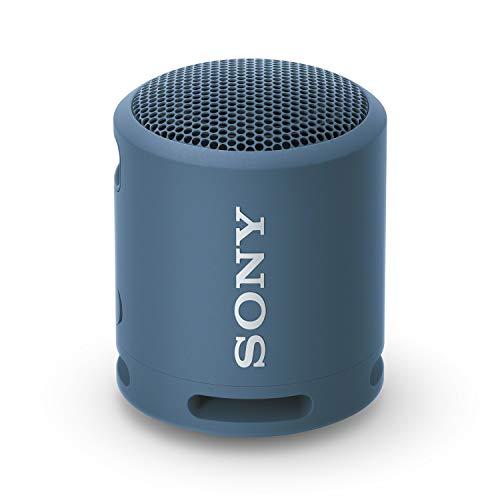 Sony SRS-XB13 Extra BASS Wireless Portable Compact Speaker IP67 Waterproof Bluetooth, Light Blue (SRSXB13/L)