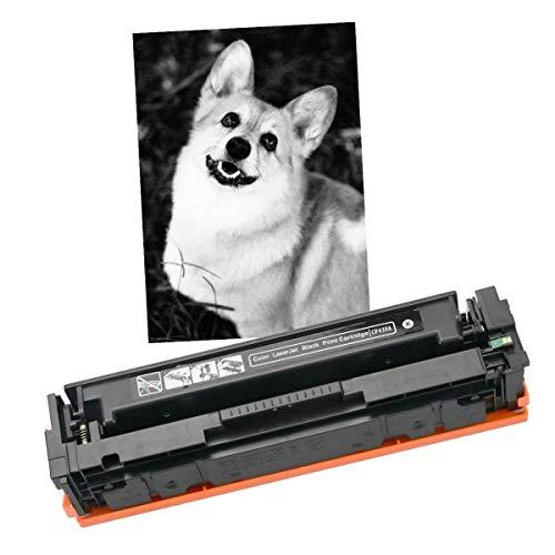 2 Pack Black CF410A 410A Compatible Toner Cartridges for use with Color Laserjet Pro MFP M477fdn M477fdw M477fnw M452dn M452nw M452dw M377dw Series Printer Photo #4