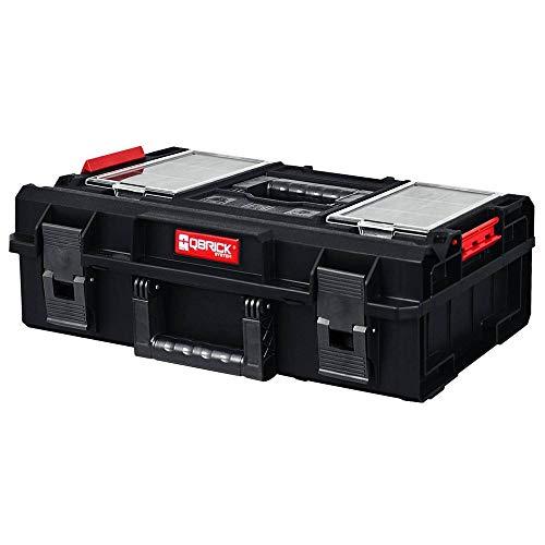 QBRICK QBRICK PROFI 200 Koffersystem Werkzeugkoffer Werkzeugkasten Kiste Box Werkzeugbox Sortimentskasten 58x38x19cm Werkzeugkiste