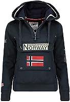 Geographical Norway - Felpa da donna GYMCLASS