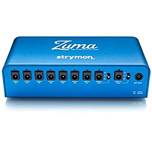 Strymon Zuma – High Current DC Pedal Power Supply