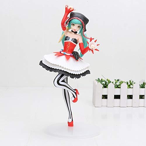 Anime Hatsune Miku Pierretta Cat Food Clown Joker Figure...