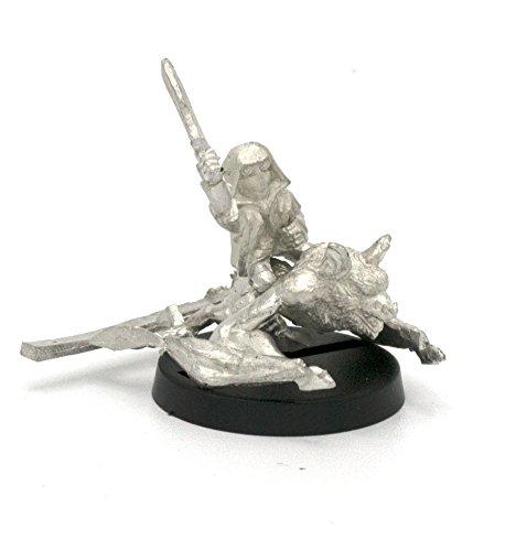 Stonehaven Miniatures-Figur auf Fledermaus-Halterung (für 28 mm große Tisch-Tischspiele)