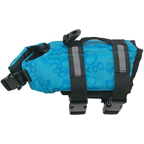 Pet outdoor kleding grote, middelgrote en kleine honden, hond zwempak (Color : A, Size : XXL)