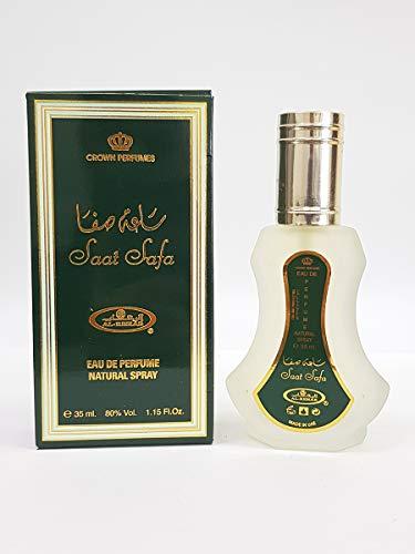 Saat Safa - Al-Rehab Eau De Natural Perfume Spray- 35 ml (1.15 fl. oz) by Al-Rehab