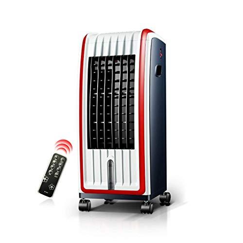 Heizung und Kühlung des Klimaanlagenlüfters Dual-Use-Fernbedienungsheizung Hochleistung 3 Lüftergeschwindigkeiten Ideal für Heim und Büro 4,5 Liter Wasser, B.
