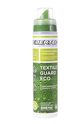Fibertec Textile Guard Eco Wash-In 250ml | Imprägniermittel zum Einwaschen