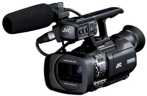 JVC GY-HM150E Professional Camcorder - Black (FHD SDXC 10xZoom) 2.7 inch...
