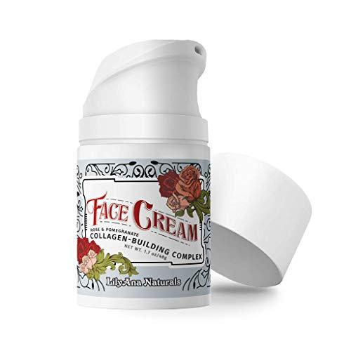 LilyAna Naturals Skincare Gift Set - Retinol Cream, Vitamin C Serum, Eye Cream and Face Cream Moisturizer- Unique Gift For Women and Men…