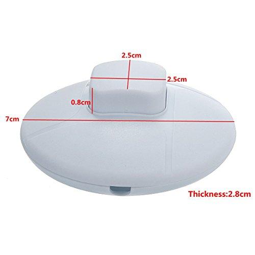 Gozar Lamp aan/uit-schakelaar, snoer, wipschakelaar, knop, voor vrachtwagen, kran, wind