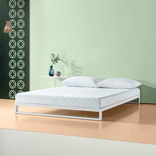 Zinus 6 Inch Gel-Infused Green Tea Memory Foam Mattress, Queen