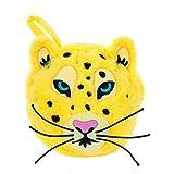Sunnylife Leopardo 2 en 1 Almohada de Viaje