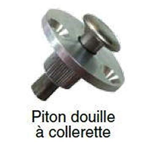 PISCINE CENTER O'CLAIR Option Piton Douille collerette pour Plage Bois x6