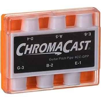 ChromaCast Guitar Pitch Pipe inch  CC-GPP
