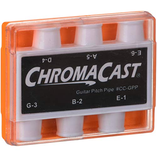 ChromaCast Guitar Pitch Pipe, inch (CC-GPP)