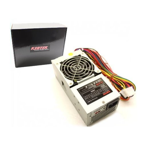 300 Watt 300W TFX Power Supply replacement for HP Slimline S5000 Compaq Presario Acer Veriton FLX-250F1,DPS-220AB-2,DPS-250ab-28,TFX0220P5WAPC7068,FSP160-60SAV,AU847AA,AV025AA,AY553AA,375496-002,409815-001,API4PC10,409815-002,409815-003 by KENTEK