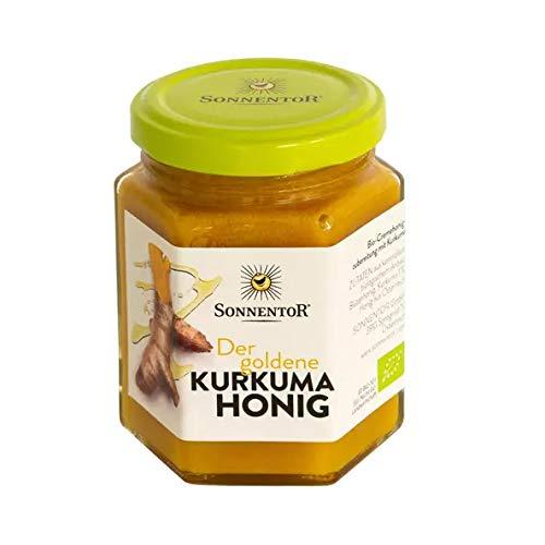 Sonnentor | Honig - Kurkuma 230ml