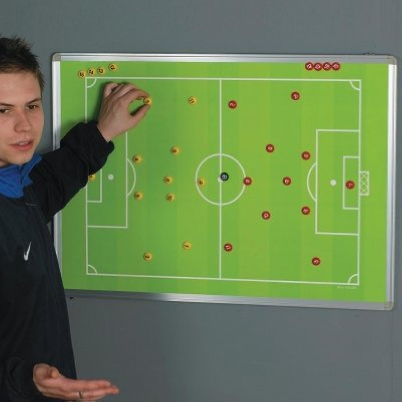 Central Fußball Tactical & Training Training Training Hilfe leicht zu reinigende Fußball Trainertafel groß B00MFQH4ZG  Kostengünstig dd31fc
