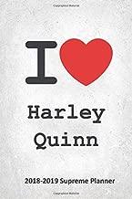 I Harley Quinn 2018-2019 Supreme Planner: Harley Quinn