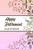 Happy Retirement: Retirement Party Guestbook   Happy...