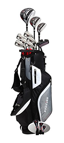 All Graphite Senior Complete Golf Clubs