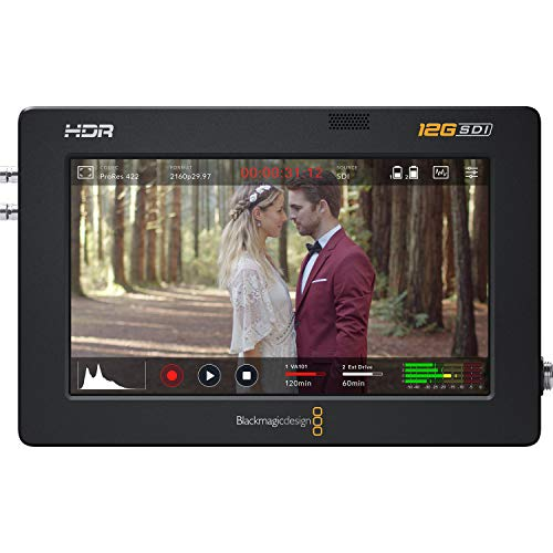 Blackmagic Design Video Assist 5 12G HDR