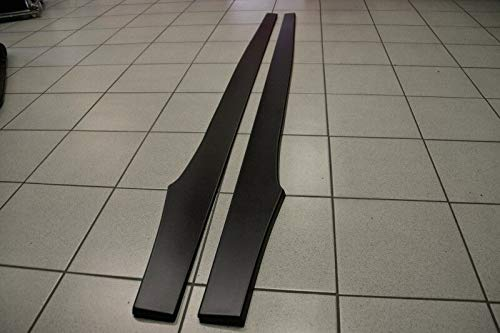 Performance Side skirts addons/Blades/diffusers/sill covers For 3 Series E46 Compact 2001-2004 v2