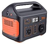 Jackery Portable Power Station Explorer 500, 518Wh Mobiler Lithium-Akkupack für den Außenbereich mit 230 V / 500 W Wechselstromsteckdose, Solargenerator und RV-Akku für CPAP-Notstromausfall