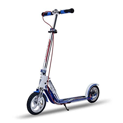 Adultos Pro Scooter City Sport Stunt Scooters Big Two Wheel Commuter para niños Adolescentes 1 Clic Marco Ligero Plegable rápido - Múltiples Colores