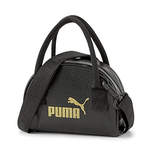 PUMA Up Mini Grip Damen Tasche Puma Black OSFA