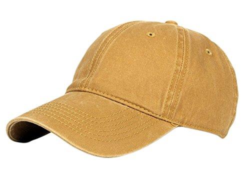 Leisial Gorra de Béisbol con Algodón Ocio Sombrero de Sol al Aire Libre Deporte Hats Hip-Hop Verano para Hombre Mujer