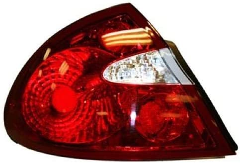 Go-Parts - for 2005 SEAL limited Manufacturer direct delivery product 2009 Buick Rear Light A Tail Lamp LaCrosse