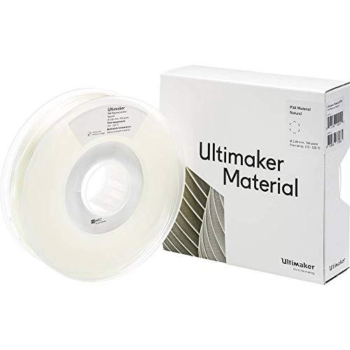 Ultimaker Pva - M0952 Natural 750-206127 Filamento Per Stampante 3d Plastica Pva 2.85 Mm 750 G