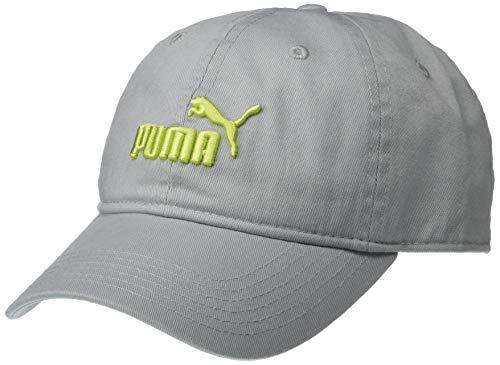 PUMA Evercat #1 Adjustable Cap 2.0 Medium Grey One Size