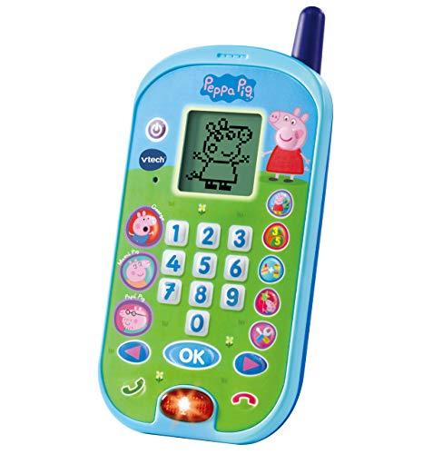 VTech - El teléfono de Peppa Pig, Móvil...