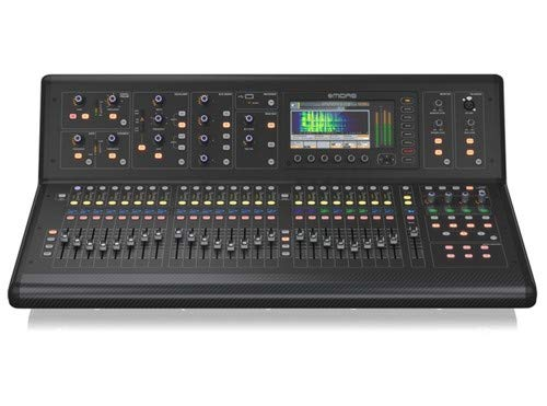 Best Prices! Midas Digital Console for Live and Studio with 40 Input Channels, 32 Midas PRO Micropho...