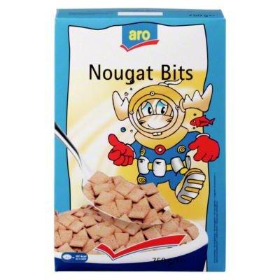 Aro Nougat-Bits, 750g