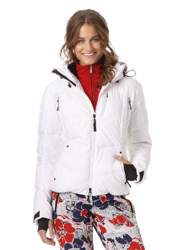 Bogner Fire + Ice Damen Skijacke HANNAH-D, pure white, 44