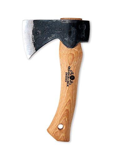 手斧 グレンスフォシュブルーク グレンスフォシュ ハンドハチェット[品番:413] 薪割り斧 手斧 キャンプ用斧 キャンプ ブッシュクラフト
