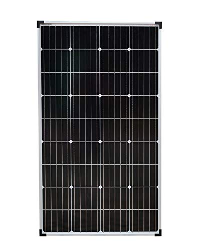Godetevi Solar 1100140 Modulo solare monocristallino, 140W, 12V