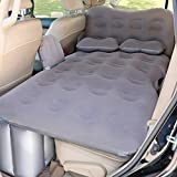 Best Car Camping Sleeping Pads - SAYGOGO Inflatable Car Air Mattress Travel Bed Review