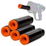 ArmoGear Laser Tag Indoor Accuracy Scope Set   at-Home Laser Tag Add On Accessory   Improves Indoor Use   Laser Battle Gift Set   Ages 8+