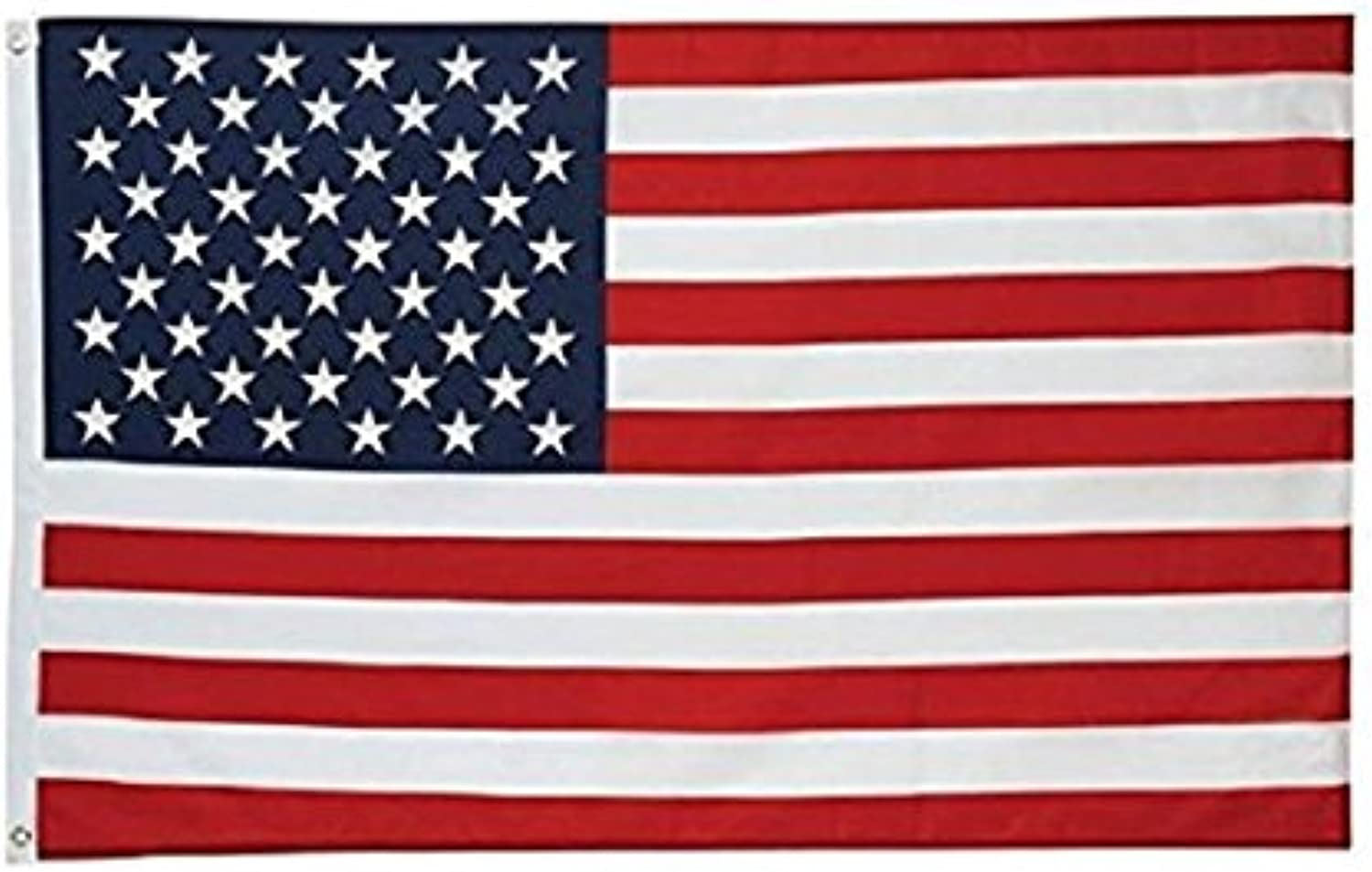 Flagpole To Go 3Foot x 5Foot Screened Nylon US Flag