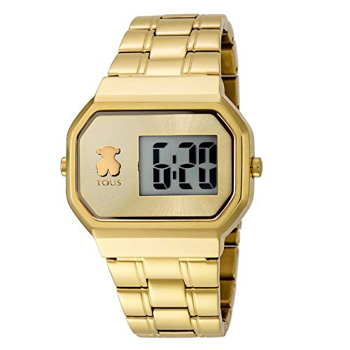 profesional ranking Reloj digital GOLDEN IP STEEL TOUSD-BEAR 600350300 elección