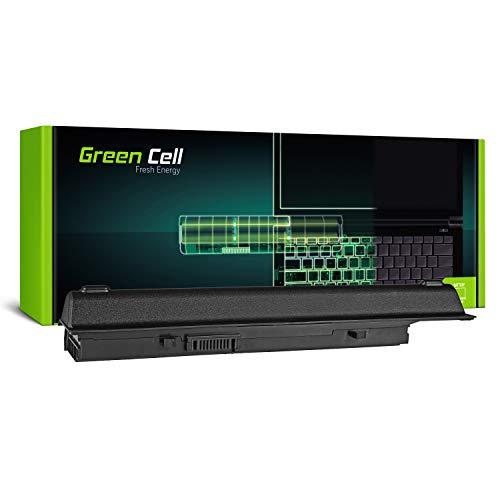 Green Cell Extended Serie 7FJ92 Y5XF9 Laptop Akku für Dell Vostro 3400 3500 3700 (9 Zellen 6600mAh 11.1V Schwarz)