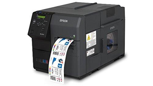 epson 3d printers Epson C31CD84011 Series TM-C7500 Colorworks 4 Color Label Printer, USB and Ethernet