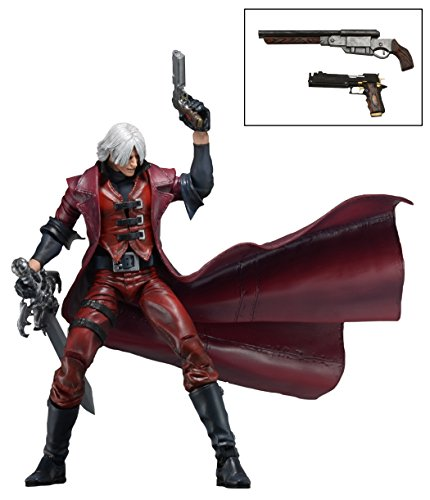 """NECA Devil May Cry Ultimate Dante 7"""" Action Figure"""