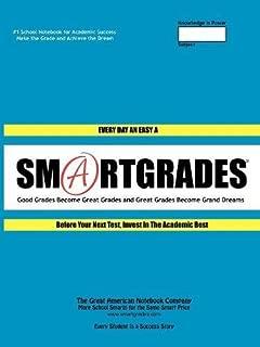 SMARTGRADES 2N1 School Notebooks