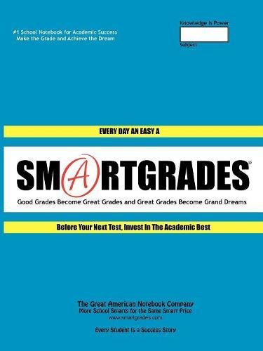 SMARTGRADES 2N1 School Notebooks  'How to Do More Homework in Less Time!': 5 STAR REVIEWS: Student Tested! Teacher Approved! Parent Favorite! In 24 Hours, Earn A Grade and Free Gift!