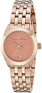 Marc by Marc Jacobs Watches For Women, Stainless Steel, Quartz - Mbm3377,